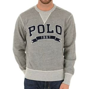 Polo Ralph Lauren 1967 Fleece Crew Neck Pullover